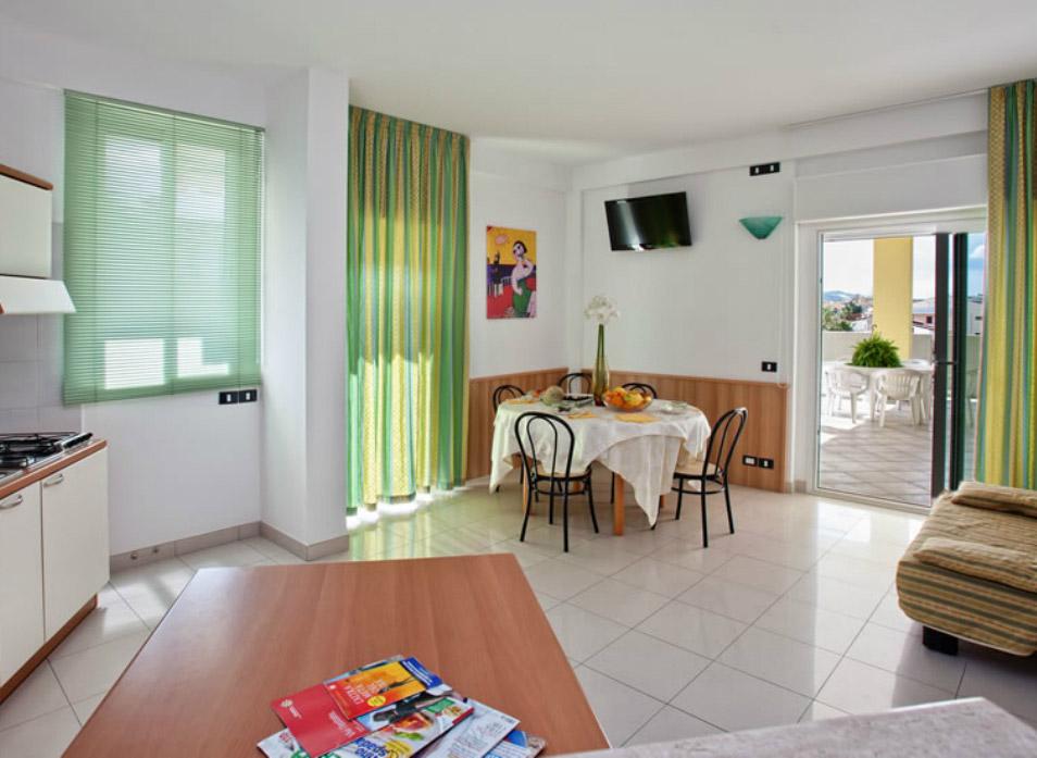appartamenti estivi in affitto ad alba adriatica presso il